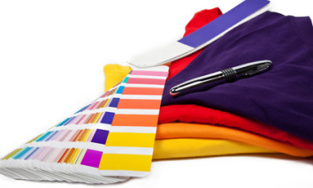 choose your favorite color and put it on t-shirt